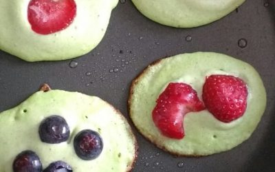 Pancakes Shrek would enjoy (you will too!)