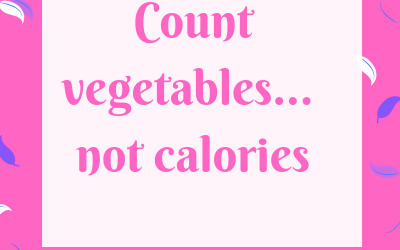 Why You Shouldn't Count Calories